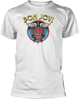 Bon Jovi - Heart '83