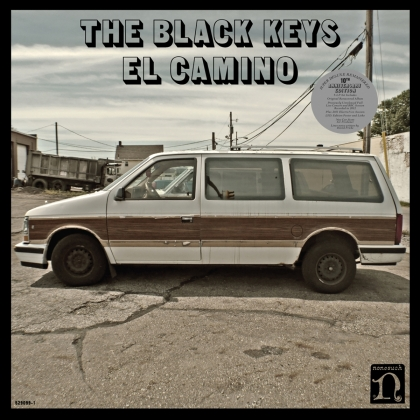 The Black Keys - El Camino (2021 Reissue, Nonesuch, 100 pg Photobook, Super Deluxe, 10th Anniversary Edition, Limited Edition, 5 LPs)