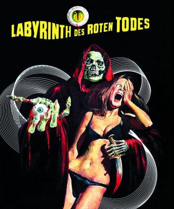 Labyrinth des roten Todes (1975) (Limited Edition, Uncut)