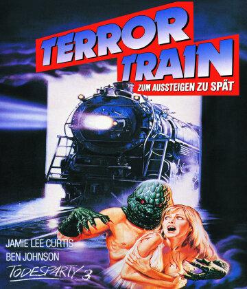 Terror Train (1980) (Cover B, Limited Edition, Uncut)