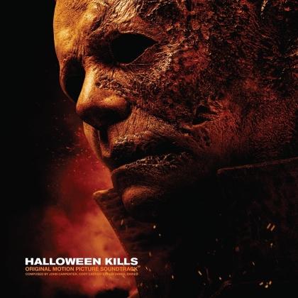 John Carpenter, Cody Carpenter & Daniel Davies - Halloween Kills: Original - OST (Indies Only, Limited Edition, Orange/White Vinyl, LP)