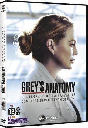 Grey's Anatomy - Saison 17 (5 DVD)