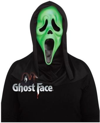 Scream Ghost Fluorescent Green