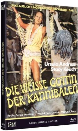 Die weisse Göttin der Kannibalen (1978) (Edizione Limitata, Blu-ray + DVD)