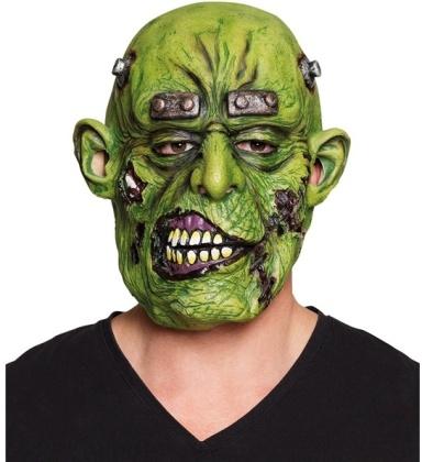 Grusel Monster Latexmaske