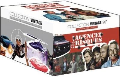 L'agence tous risques - L'intégrale (Collection Vintage 80', 27 DVDs)