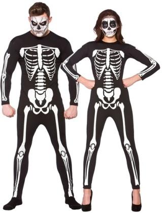 Skeleton Jumpsuit - Unisex