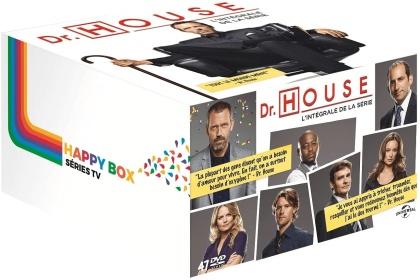 Dr. House - L'intégrale de la série (Happy Box, 47 DVDs)