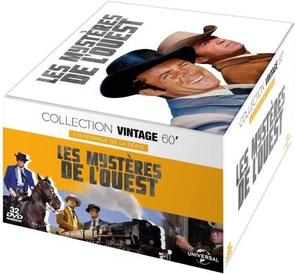 Les mystères de l'Ouest - L'intégrale (Collection Vintage 60', 32 DVDs)