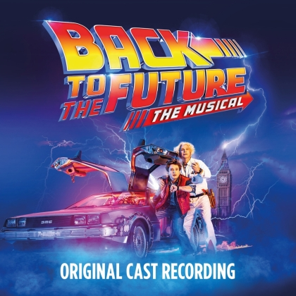 Back To The Future - The Musical - OCR