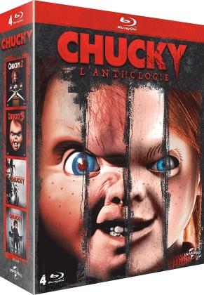 Chucky - L'Anthologie (4 Blu-rays)