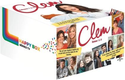 Clem - Saisons 1 à 11 (Happy Box, 26 DVDs)