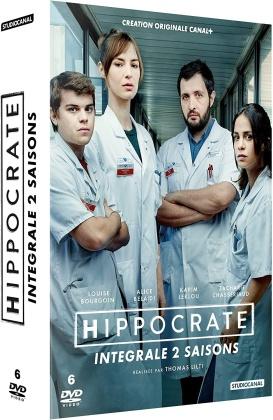 Hippocrate - Saisons 1 & 2 (6 DVDs)