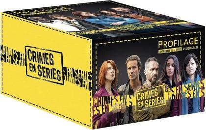 Profilage - Saisons 1-10 (Crimes en Series, 29 DVDs)