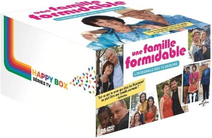 Une famille formidable - Saisons 1-15 (Happy Box, 28 DVDs)