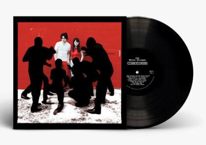 The White Stripes - White Blood Cells (2021 Reissue, Sony Legacy, LP)