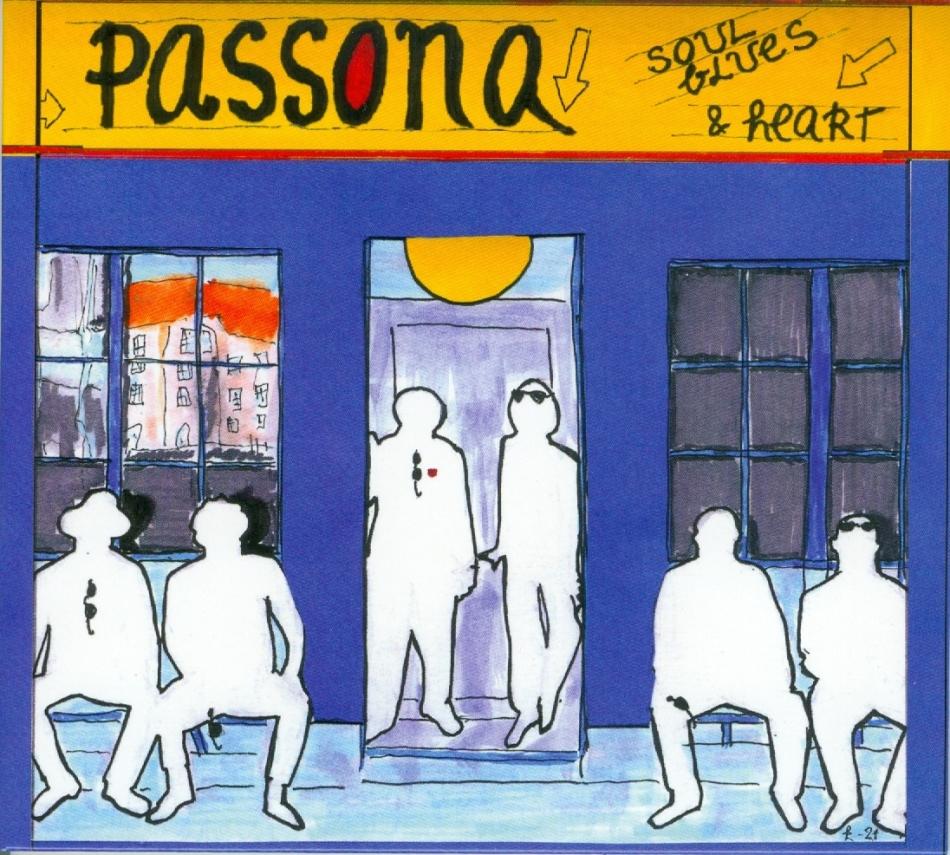 Passona - Soul Blues Heart