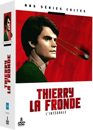 Thierry la Fronde - L'intégrale (Nos Séries Cultes, 8 DVDs)