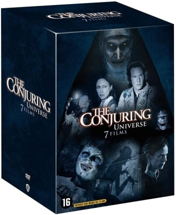 The Conjuring Universe - 7 Films (7 DVDs)