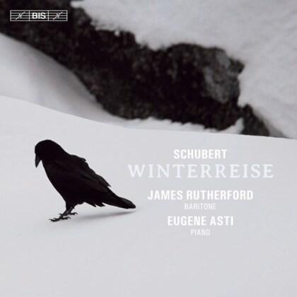 Franz Schubert (1797-1828), James Rutherford & Eugene Asti - Winterreise (Hybrid SACD)