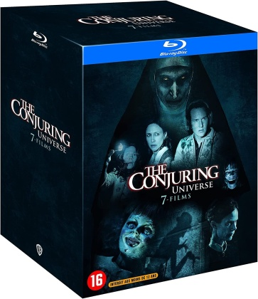 The Conjuring Universe - 7 Films (7 Blu-ray)