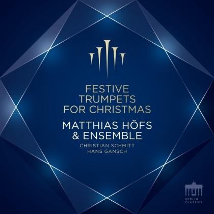 Christian Schmitt, Hans Gansch, Tomaso Albinoni (1671-1751), Georg Friedrich Händel (1685-1759), Antonio Vivaldi (1678-1741), … - Festive Trumpets For Christmas