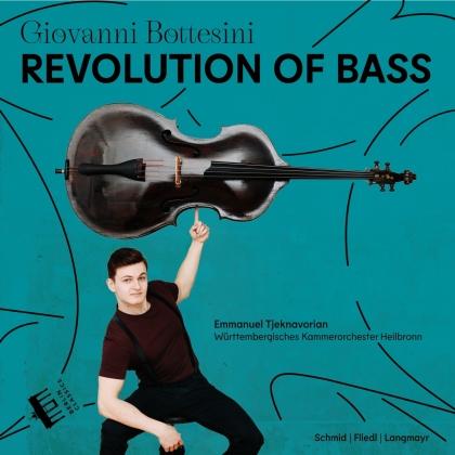 Giovanni Petronius Bottesini (1821 - 1889) & Dominik Wagner - Revolution Of Bass