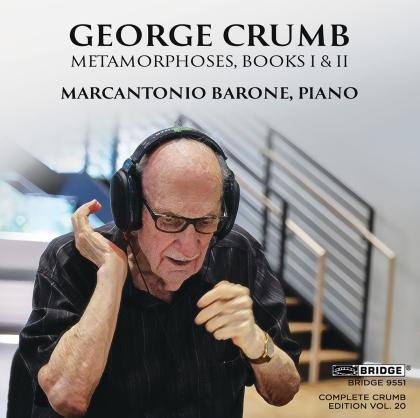 George Crumb (*1929) & Marcantonio Barone - Metamorphoses Books I & II