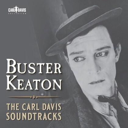 Thames Silents Orchestra & Carl Davis (*1936) - Buster Keaton - The Carl Davis Soundtracks (2 CDs)