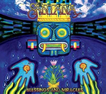 Santana - Blessings and Miracles (2 LPs)