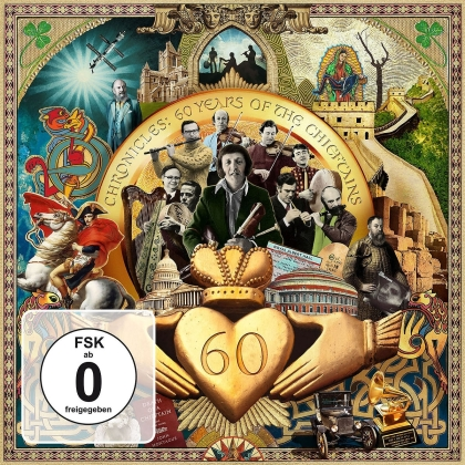Chieftains - Chronicles: 60 Years Of The Chieftains (2 CDs + DVD)