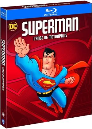 Superman - L'intégrale de la série animée (6 Blu-rays)