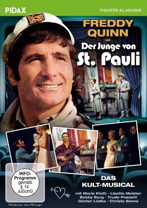 Der Junge von St. Pauli (1971) (Pidax Theater-Klassiker)