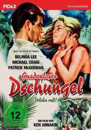 Gnadenloser Dschungel - Velaba ruft! (1958) (Pidax Film-Klassiker)