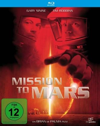 Mission to Mars (2000) (Filmjuwelen, DEFA Filmjuwelen)