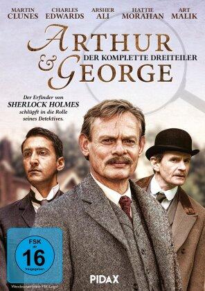 Arthur & George - Der komplette Dreiteiler