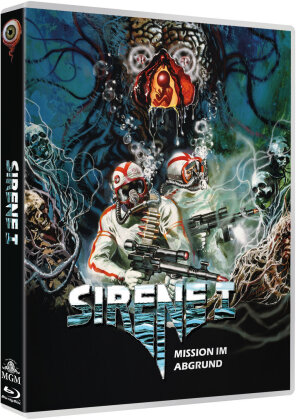 Sirene 1 - Mission im Abgrund (1990) (Limited Edition, Blu-ray + DVD)
