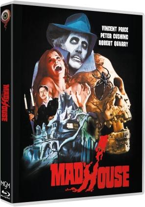 Madhouse - Das Schreckenshaus des Dr. Death (1974) (Limited Edition, Uncut, Blu-ray + DVD)