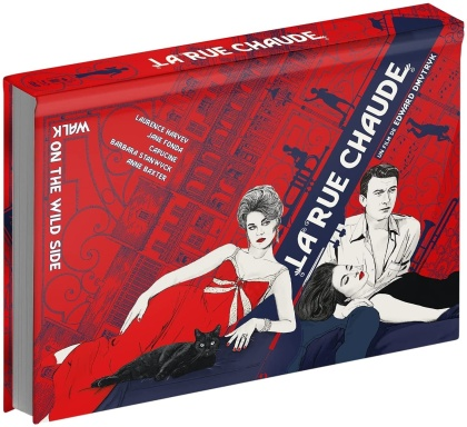 La rue chaude (1962) (Limited Edition, Mediabook, Blu-ray + DVD)
