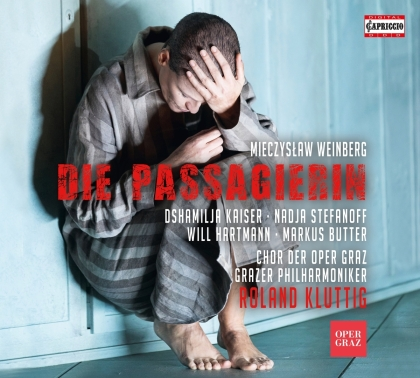Mieczyslaw Weinberg (1919-1996), Roland Kluttig, Dshamilja Kaiser, Nadja Stefanoff & Grazer Philharmoniker - Die Passagierin - The Passenger (2 CDs)