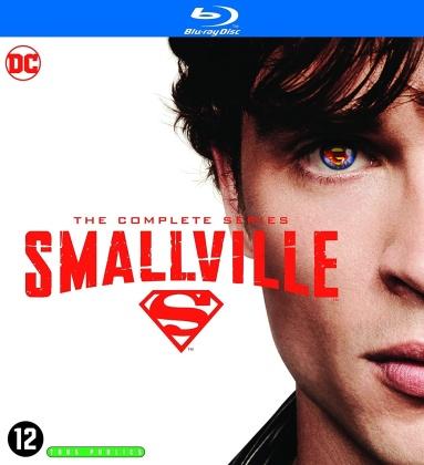 Smallville - L'intégrale - Saisons 1-10 (40 Blu-ray)
