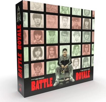 Battle Royale (2000) (Limited Ultimate Edition, 2 4K Ultra HDs + 4 Blu-rays)