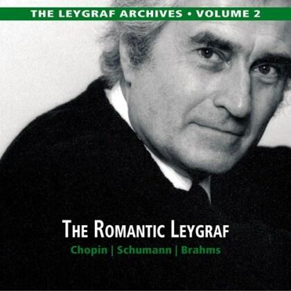Frédéric Chopin (1810-1849), Robert Schumann (1810-1856), Johannes Brahms (1833-1897) & Hans Leygraf - Leygraf Archives 2