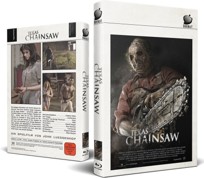 Texas Chainsaw (2003) (Cover B, Grosse Hartbox, Limited Edition, Unrated)