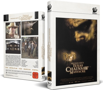 Texas Chainsaw Massacre (2003) (Cover D, Grosse Hartbox, Limited Edition)
