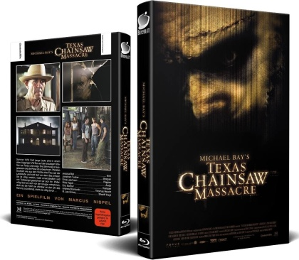 Texas Chainsaw Massacre (2003) (Cover E, Grosse Hartbox, Limited Edition)