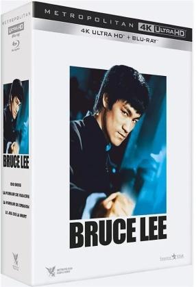 Bruce Lee - Big Boss / La fureur de vaincre / La fureur du dragon / Le jeu de la mort (4 4K Ultra HDs + 4 Blu-rays)