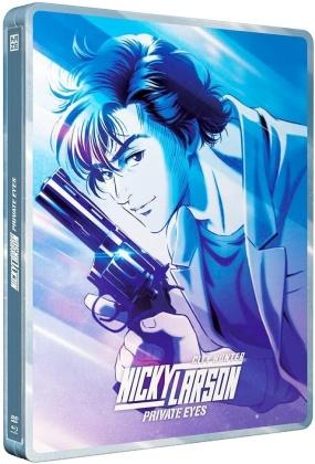 Nicky Larson - City Hunter - Private Eyes (2019) (Limited Edition, Steelbook, Blu-ray + DVD)