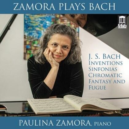 Johann Sebastian Bach (1685-1750) & Paulina Zamora - Piano Works