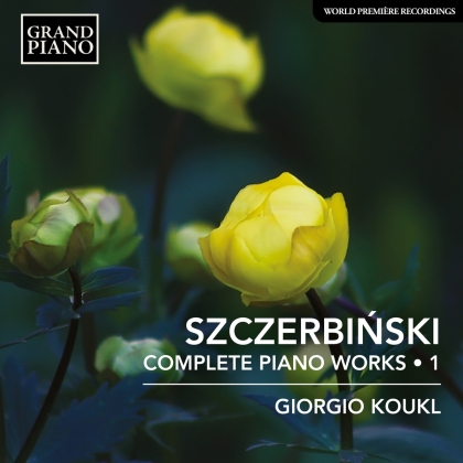 Alfons Sczczerbinski & Giorgio Koukl - Complete Piano Works 1